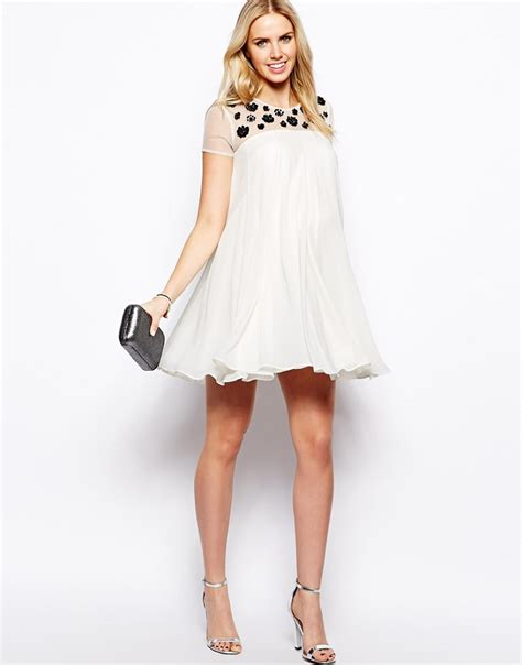 swing outfit fashionable and pregnant get mum to be ready with the