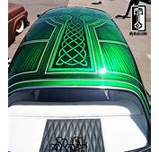 Be Flaky Happy  Custom Metal Flake Paint Jobs In LA