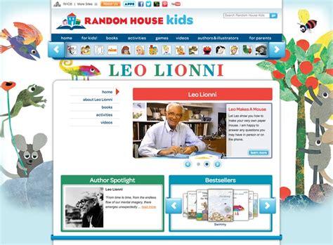 random house kids leo lionni random house kids website de cuentos pinterest