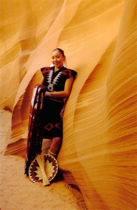Navajo Rug Dress by Marvina Pete Navajo Rug Dress Navajo