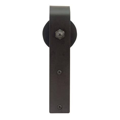 Quiet Glide Hook Door Strap With Quiet Glide Roller Barn Glide Barn Door Hardware