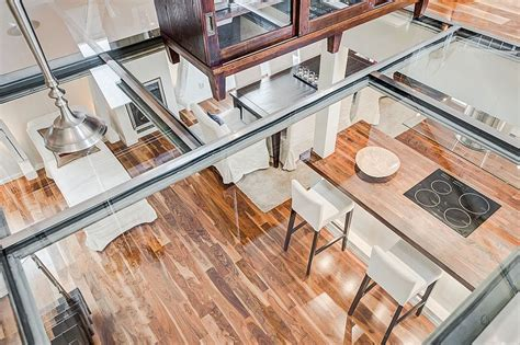 glass floor simply breathtaking glass floor ideas for the polished