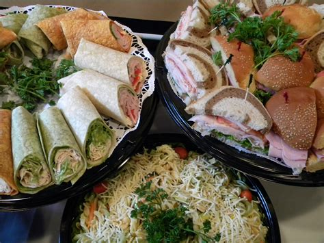 Catering For Lunch coogan s restaurant in washington heightscoogans delivery lunch packages