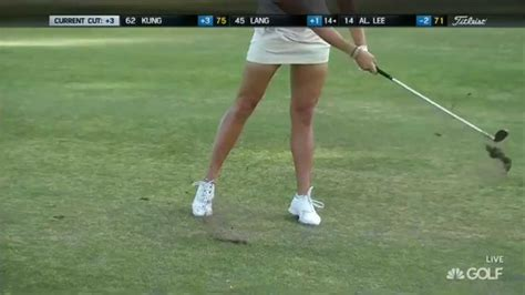 lexi thompson swing golf channel analyzes lexi thompson s golf swing youtube