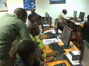 gis class conservation staff in gis and gps peace parks foundation