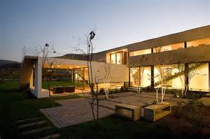 u shaped house with courtyard u shaped house with glass lower floor and concrete upper