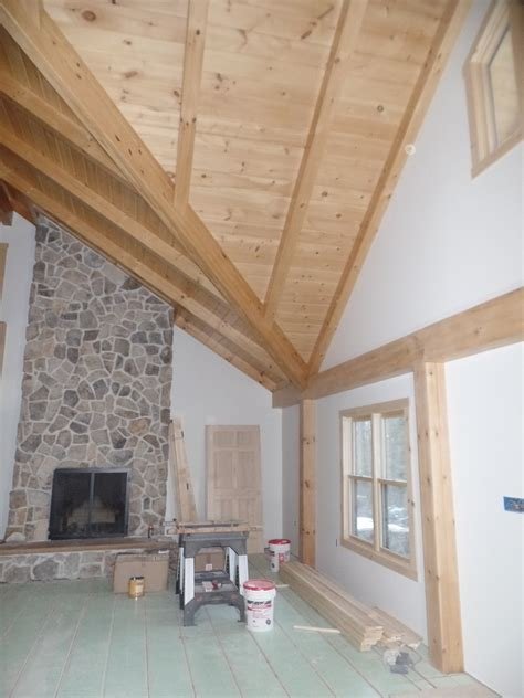 log cabins with log post inside house post pictures post and beam home interior finishes