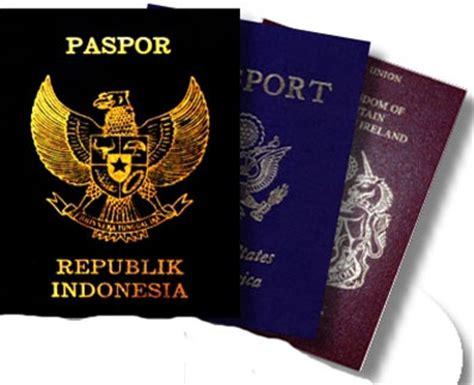 cara membuat paspor resmi ciricara cara membuat paspor secara online ciricara