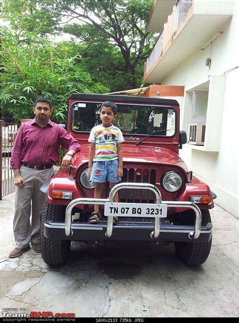 mahindra pre owned cars ch 233 rie my pre owned mahindra thar crde 4x4 toreador