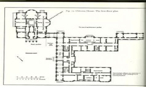 floor plan of a mansion osborne house floor plan beverly hills mansions floor