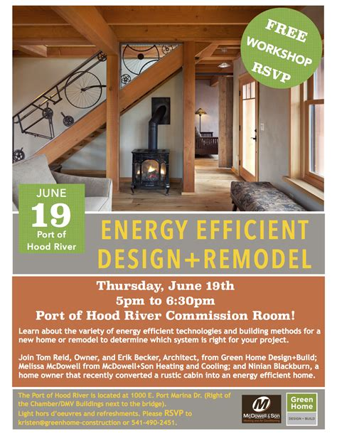 energy efficient design and remodel mcdowell