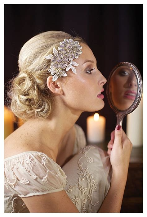 Vintage Style Wedding Hair Accessories Uk by Achingly Pretty Vintage Hair Accessories Uk Wedding