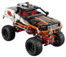 Lego 9398 4 x 4 crawler technic lego leg technic hu minden ami