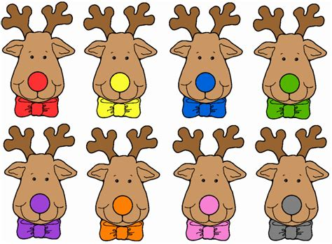 search results for pin the nose on the reindeer template