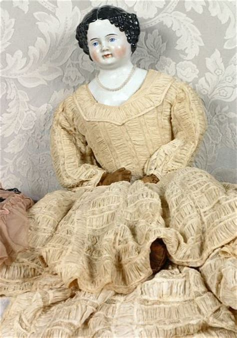 porcelain doll 1800s 597 c late 1800 s german porcelain doll 30 quot t well m