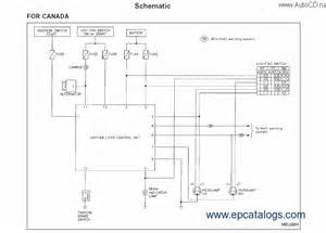 nissan forklift wiring diagram nissan free engine image for user manual
