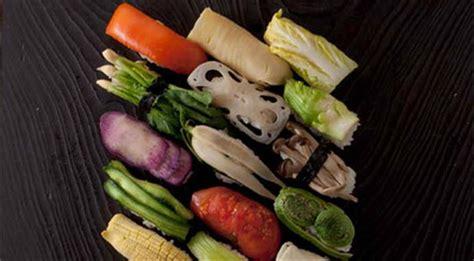 Sushi Kitchen Vegetarian Japanese Food Nobu Vegetarian Cookbook