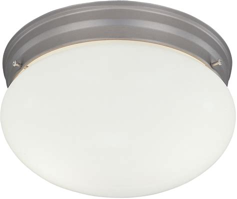 Basic Light Fixture Designers 4732 Pw Basic Flushmount Pewter Flush Ceiling Light Fixture Dsf 4732 Pw