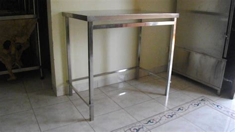 Jual Sho Metal Yogyakarta meja stainless steel 1 shelf