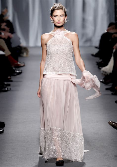 Spring 2011 Couture Fashion Shows Style | chanel couture spring 2011 taryn cox the wife
