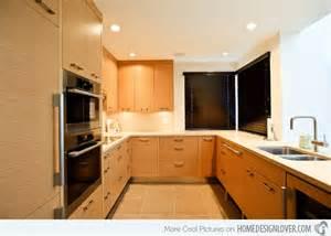 Modern U Shaped Kitchen Designs 15 contemporary u shaped kitchen designs decoration for house