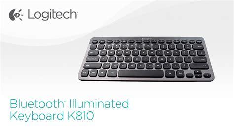 Keyboard Logitech K810 logitech bluetooth 174 illuminated keyboard k810