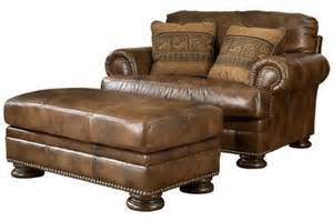 Oversized Leather Chair With Ottoman Oversized Chair And Ottoman Furniture Oversized Chair Chairs And Leather
