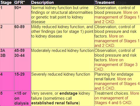 nkf kdoqi guidelines 2014 image gallery kidney disease stages