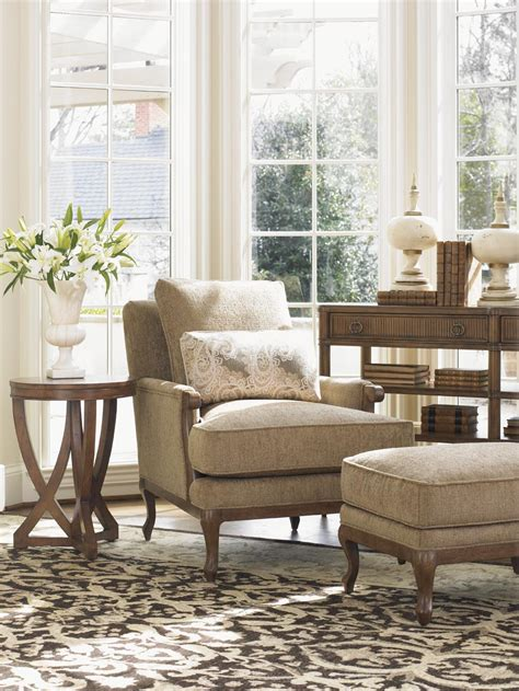 Schultz Upholstery by Upholstery Kenton Ottoman With