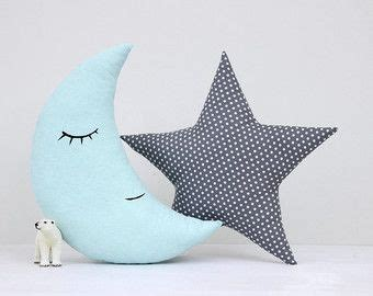 Bantal Peyang Baby Crown moon pillow crescent moon pillow moon cushion pillow handmade decorative pillow