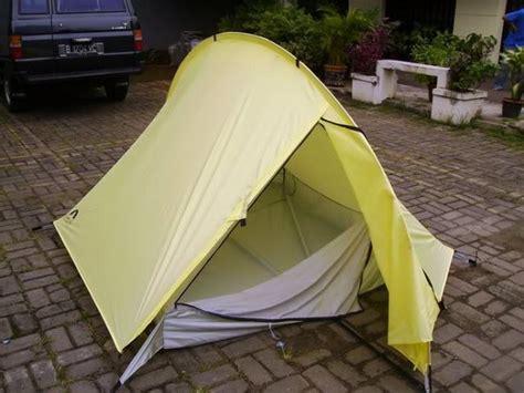 Tenda Eiger Lightness 6 Rekomendasi Tenda Ultralight Produksi Lokal