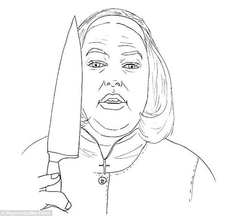 Horror Coloring Pages For Adults Coloring Pages Horror Coloring Pages For Adults