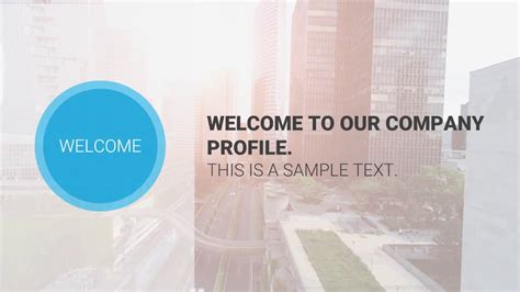 How To Create Beautiful Corporate Animation Template In Microsoft Powerpoint Ppt Youtube How To Create Ppt Template