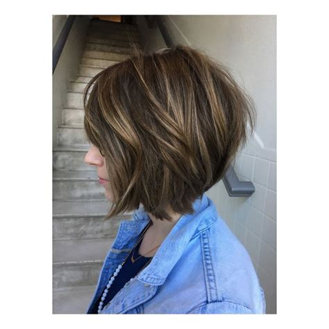 show pictures of a haircut called a stacked bob best 25 textured bob ideas on pinterest textured bob