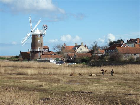 Cley windmill norfolk country living magazine uk