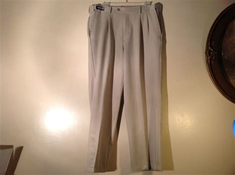 savane comfort plus savane light beige dress pants comfort plus waistband size