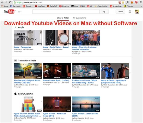 download youtube without software how to download from youtube without software