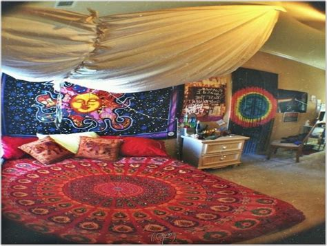 how to make a hippie bedroom decor hippie decorating ideas simple false ceiling