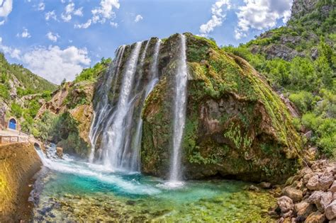 Puzzle Castorland Krka Waterfalls Croatia 4000 Pieces 1 krcic waterfall croatia jigsaw puzzle in waterfalls puzzles on thejigsawpuzzles