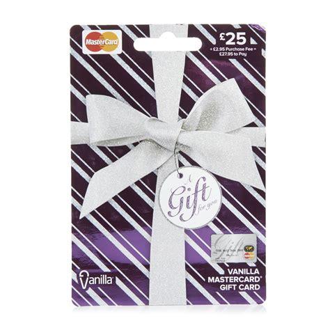 Mastercard Gift Card Vanilla - vanilla mastercard 163 25 gift card at wilko com