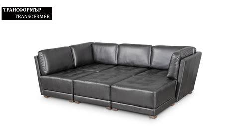 transformer couch modular sofa quot transformer quot corner sofas by rudi an