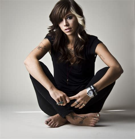 christina perri s feet