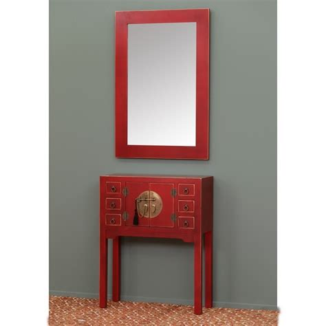 mobiletto per ingresso mobiletto ingresso cinese rosso etnico outlet mobili etnici
