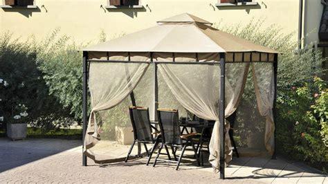 gazebi giardino gazebo fresco riparo per il vostro giardino dalani e