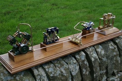 modern model boat steam engines hints tips technical - Model Boats With Engines