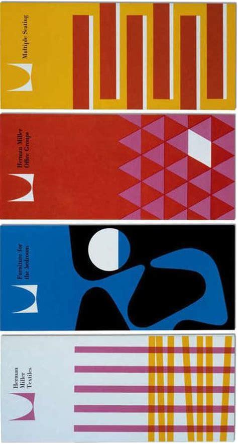 design graphics inc brochures for herman miller inc 1960 desing by irving