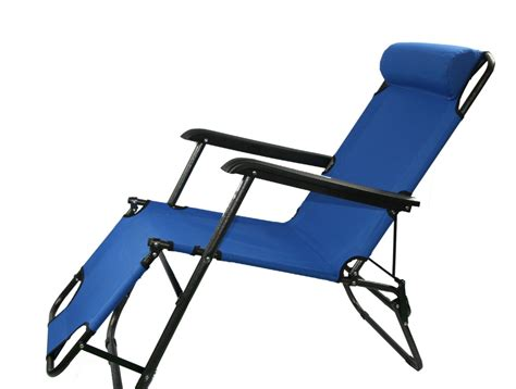 Portable Outdoor Lounge Chairs by New Light Portable Folding Recliner Outdoor Lounge Chair