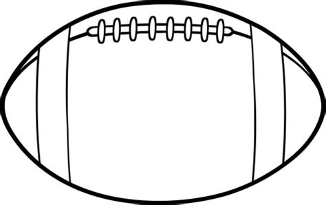 american football ball coloring free printable coloring pages