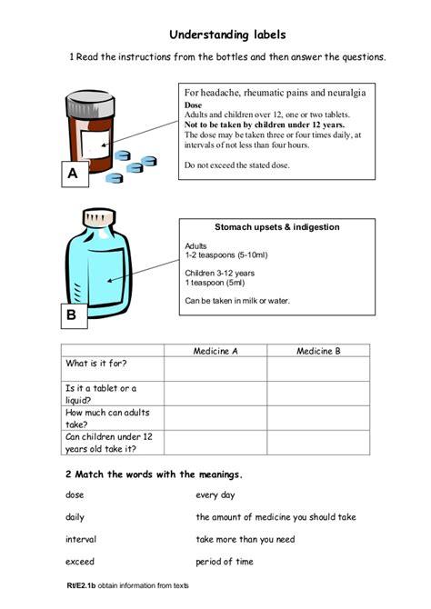 Food Label Worksheet by Reading Labels Worksheet Lesupercoin Printables Worksheets