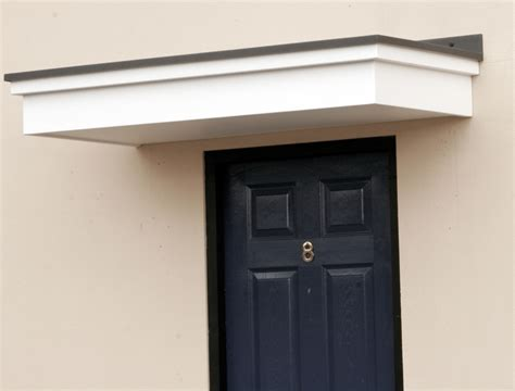 Flat Roof Awning by Grp Flat Roof Canopies Fibreglass Entrance Canopy Uk
